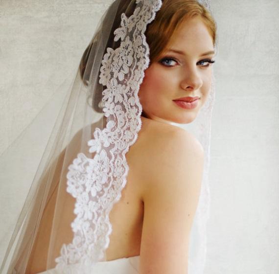 Свадебные прически локоны с челкой