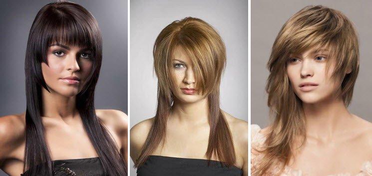 стрижки для круглого лица для женщин после 30 лет фото