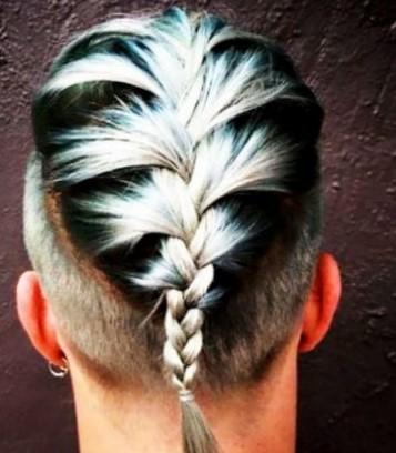 Популярные мужские прически для длинных волос 2019
