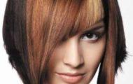 Виды градуированного каре — фото новинки стрижек 2019 на средние волосы