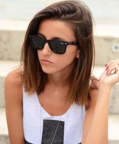 Модные подростковые стрижки для девочек новые фото