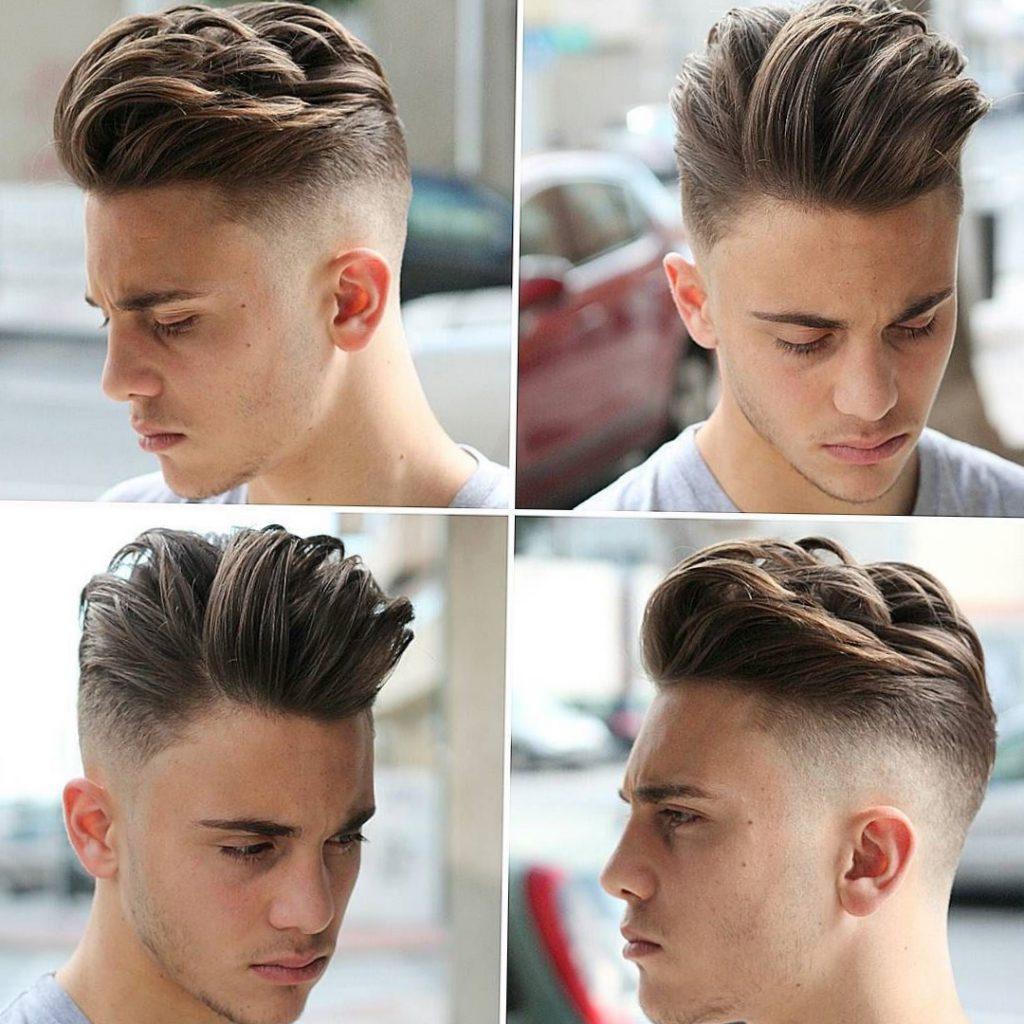 Все виды причёсок для подростков