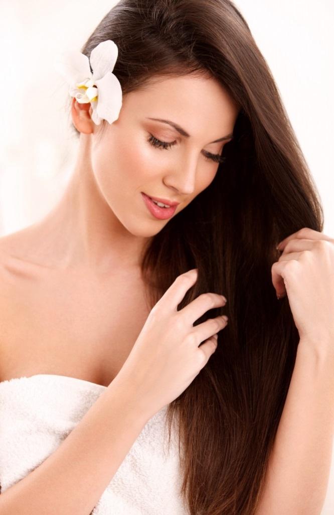 восстанавливающая маска для волос в домашних условиях