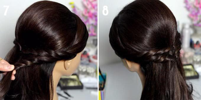 Как в домашних условиях разнообразить прически для длинных волос - красивые и простые укладки самой себе