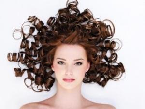 химическая завивка на длинные волосы