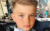 Модные стрижки для мальчиков 2019 — фото новинки стрижек