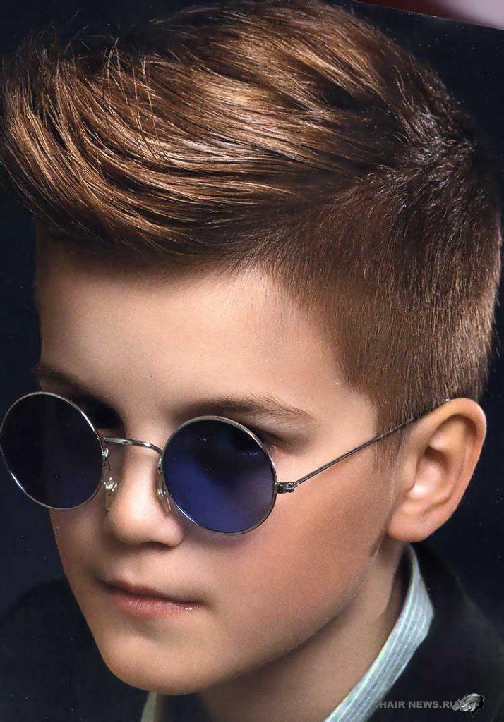 Самые модные стрижки 2018 для мальчиков подростков