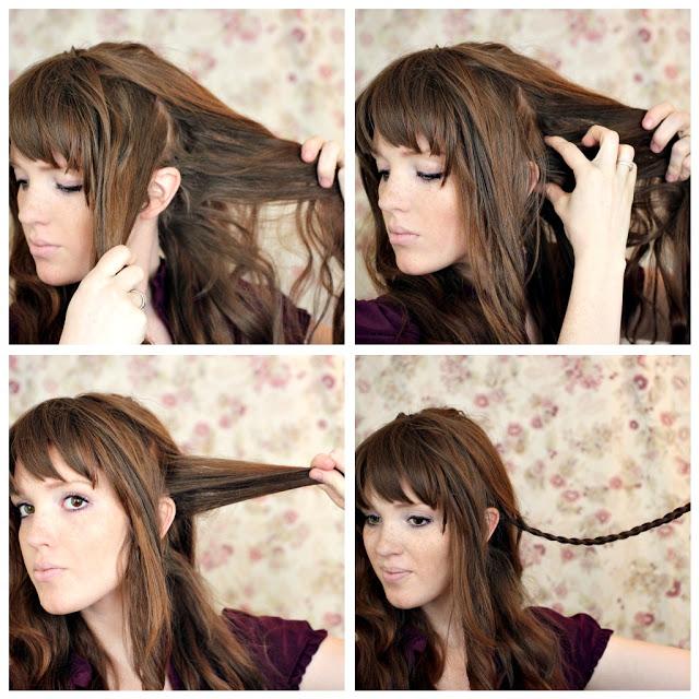 Интересные идеи причесок на очень длинные волосы