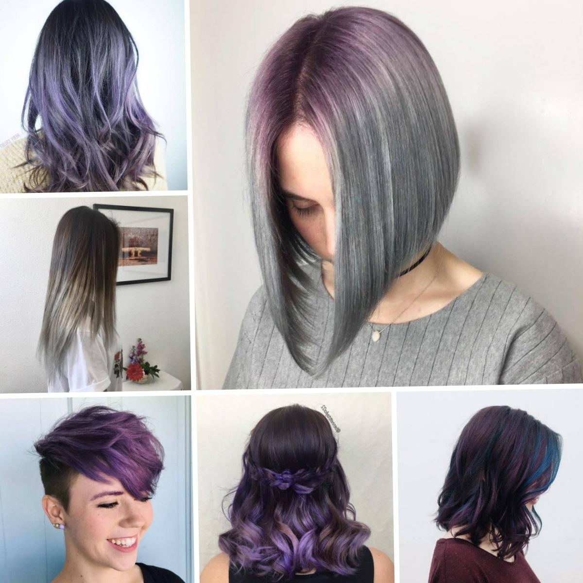 Модное окрашивание волос 2019 на средние волосы новые фото