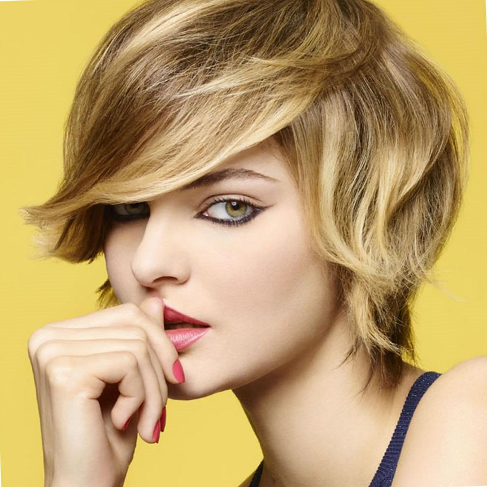 содержала популярный модное окрашивание на короткие волосы фото как