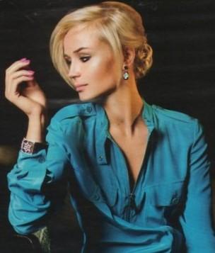 Прическа Гагариной