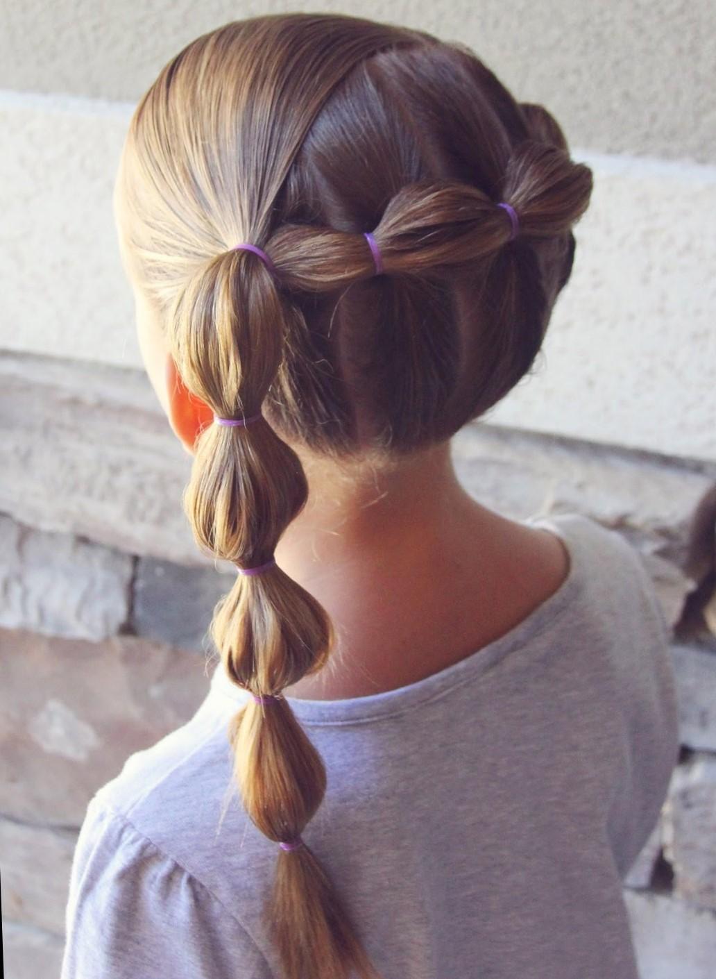 Прически на длинные волосы своими руками пошаговое фото для девочек фото 93