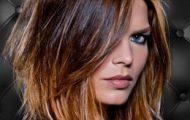 Какие бывают женские стрижки на среднюю длину волос
