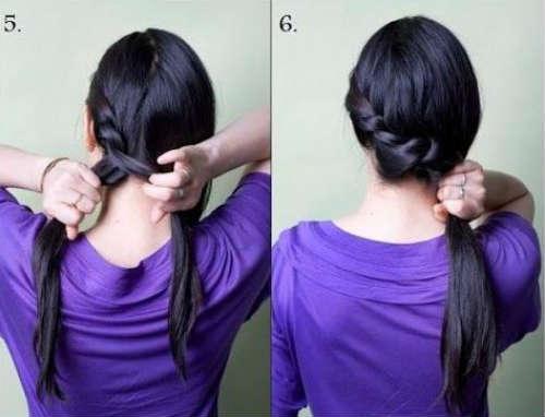 Самые красивые прически на длинные волосы