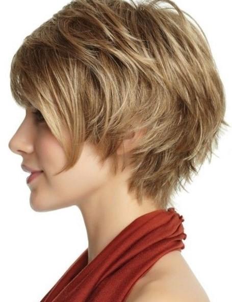 Виды стрижек Каскад на коротких волосах с челкой и без нее
