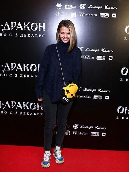 Стрижка Любови Аксеновой - фото прически каре