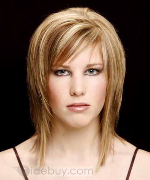 Modele coupe cheveux mi long pour femme