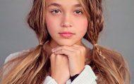 Самые крутые прически для девочек 8, 9, 10, 11, 12-14 лет — фото