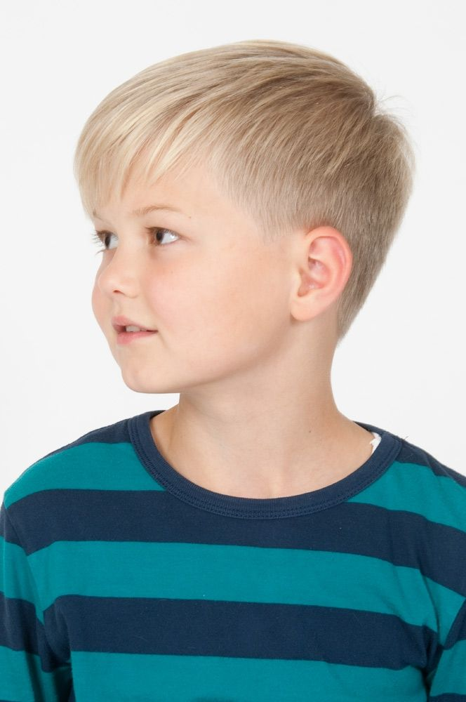 Красивые прически для мальчиков - фото стрижек для детей и подростков