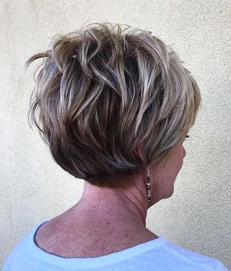 Стрижка Каприз на короткие волосы - фото, техника стрижки