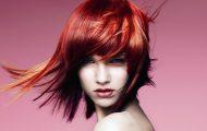 Многослойные стрижки на средние волосы с челкой и без — фото