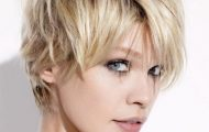 Стрижка Каприз на короткие волосы — фото, техника стрижки