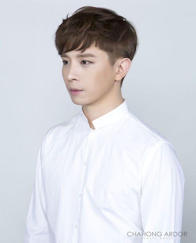 Корейские мужские прически - модные стрижки в корейском стиле