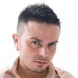 Мужские стрижки для круглого лица - самые стильные прически