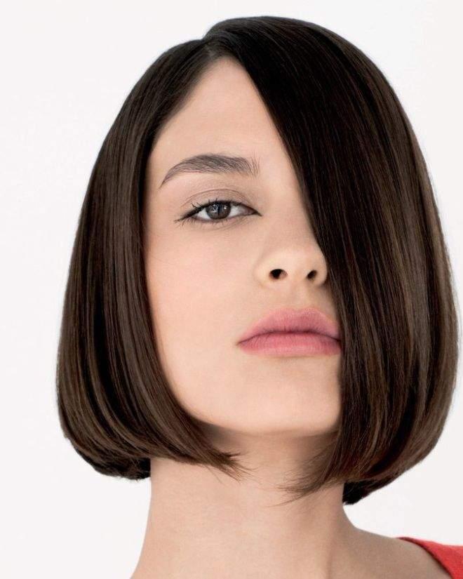 Стрижки на средние волосы без укладки