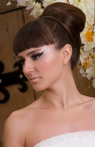 Прическа Бабетта - фото, пошаговая инструкция, видео