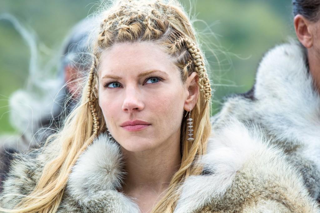 картинки актрис викингов