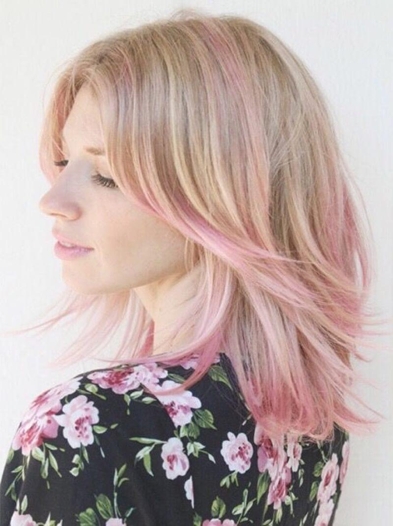 Как покрасить волосы гофрированной бумагой